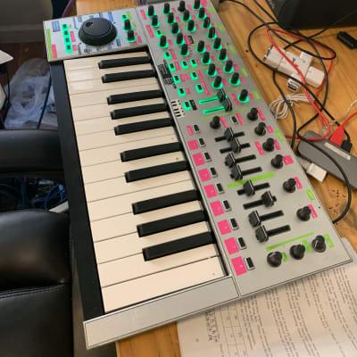 Roland System 1 Sound Programming