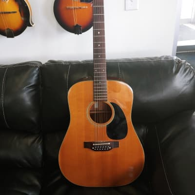 Takamine Vintage 1981 12 String EF-385 Acoustic Electric (consignment) for sale