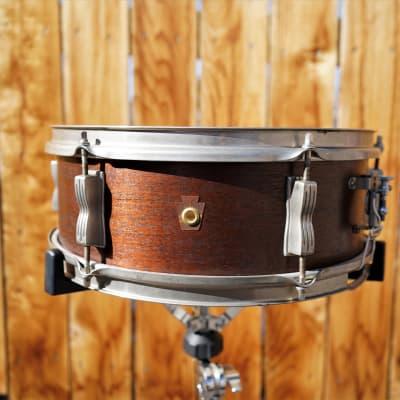 "WFL No. 460 Classic Porto-Pak 5.5x13"" 6-Lug Snare Drum with P-87 Strainer 1953 - 1959"