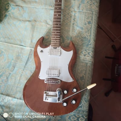 Melody ITALY Top Wood 1970 model  SG-6000 (rare) for sale