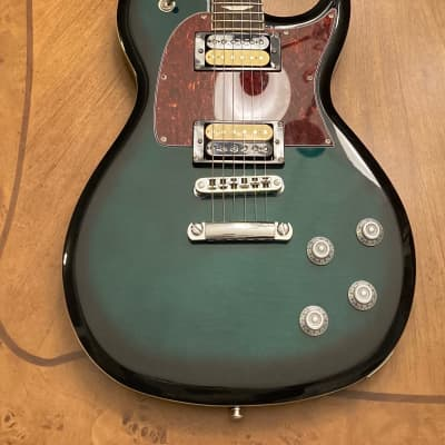 Limited Edition Keith Urban Emerald Green Electric Guitar for sale