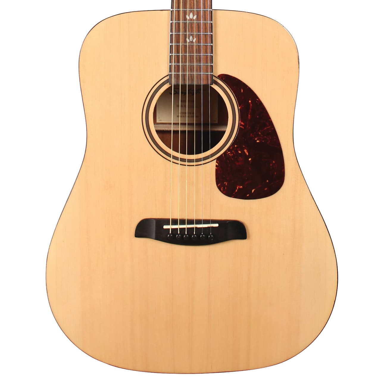 sawtooth acoustic dreadnought guitar with tortoise pickguard reverb. Black Bedroom Furniture Sets. Home Design Ideas