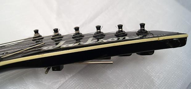 used jackson rr1 electric guitar w hscv lightning bolt reverb. Black Bedroom Furniture Sets. Home Design Ideas