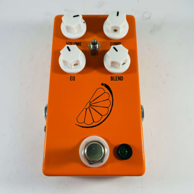 JHS Pulp 'N Peel V4 Compressor Pedal *Sustainably Shipped*