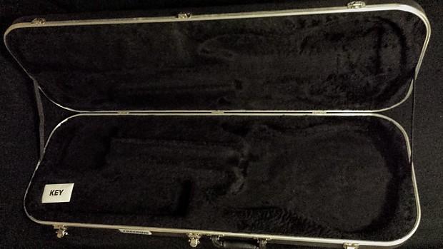 skb strat tele freedom guitar case black reverb. Black Bedroom Furniture Sets. Home Design Ideas