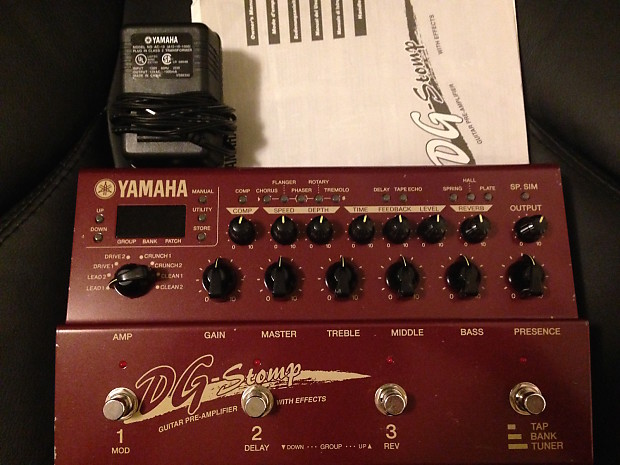 Yamaha DG-Stomp | M's Gear Shop