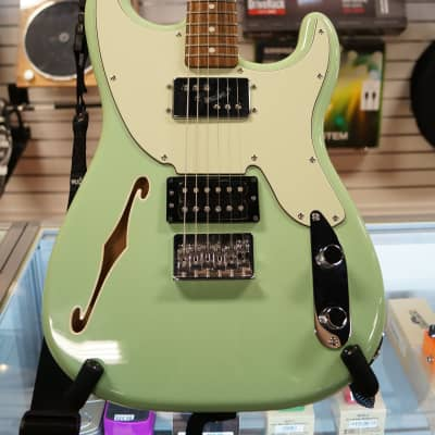 Fender Pawn Shop '72 Surf Green! Made in Japan!