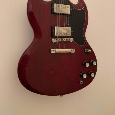 Gibson '62 SG Standard Reissue 1988 Heritage Cherry