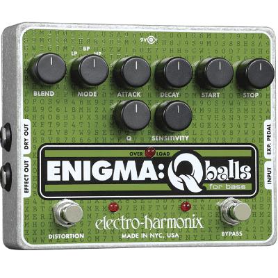 Electro-Harmonix Enigma Q Balls Bass