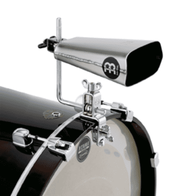 Meinl Cowbell Bass Drum Holder Chrome