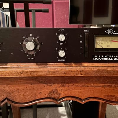 Universal Audio 1176LN Limiting Amplifier Reissue