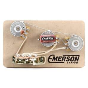 Emerson S5 5-Way 250K Prewired Stratocaster Kit
