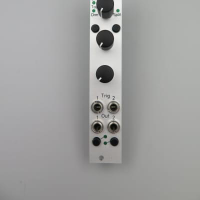 Michigan Synth Works Pique, 4HP Peaks 2019 Natural Aluminum