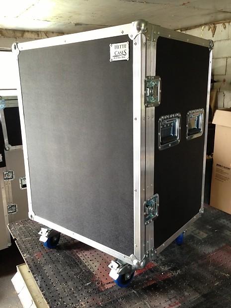 Custom Built Quot Live In Quot Road Case For Ampeg Svt 410 Reverb