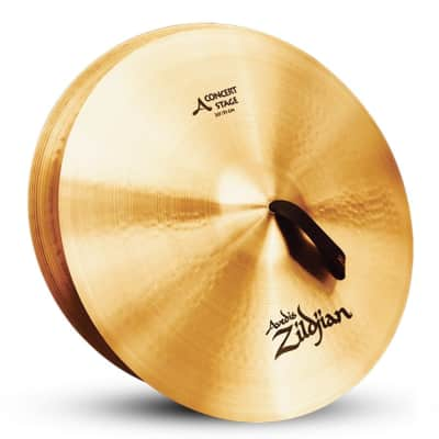 """Zildjian 20"""" A Concert Stage Orchestral Cymbal"""