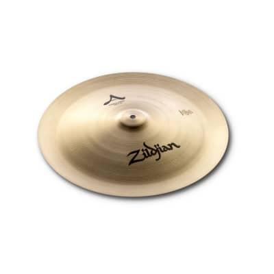 """Zildjian 18"""" A  China High Cymbal - A0354 - 642388103883"""