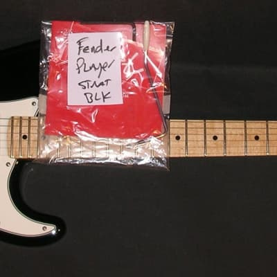 Fender Classic Player Strat 2018 Black for sale