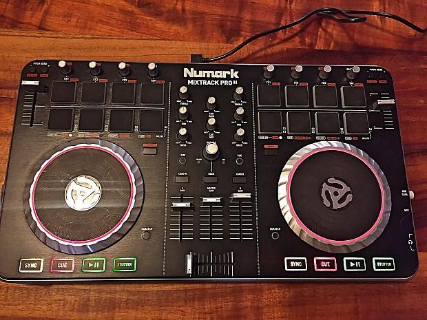 Numark Mixtrack Pro II | The New Sine