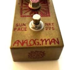 Analogman Sun Face Fuzz NKT 275 2008 gold