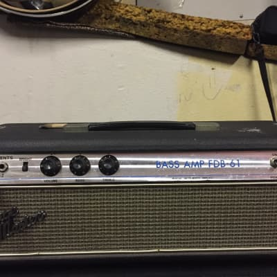 Elk BASS AMP FDB-61 for sale