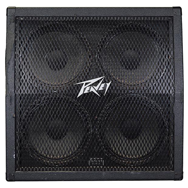 Peavey 412MS 4x12 Speaker Cab | Reverb