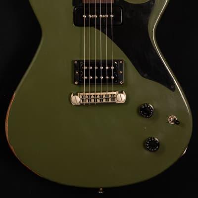 Knaggs Kenai-J HP Olive Drab Relic Electric Guitar