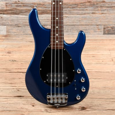 Music Man Sterling 4 H Bass Blue Pearl 2007 for sale