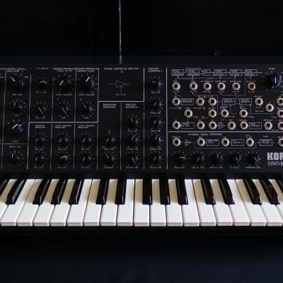 Korg MS-20 Original 70's/80's Vintage Analogue Monophonic Synthesiser 100V