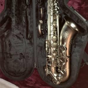 Theo Wanne Mantra Tenor Saxophone 2016