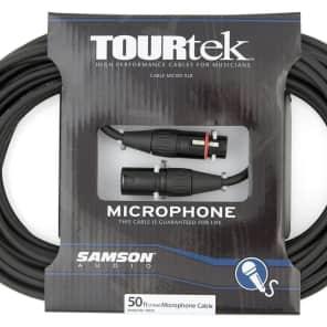 Samson TM100 Tourtek 100' Male XLR to Female XLR Mic Cable