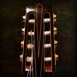 Classical Guitar 8 strings Luthier Jó Nunes Sandra 2001 Natural for sale