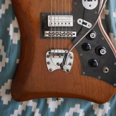 Guild Thunderbird 1963 Natural Refin