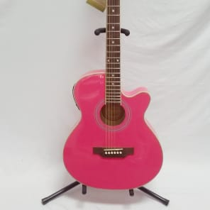 JB Player JBEA15PK Bloom with Electronics Pink