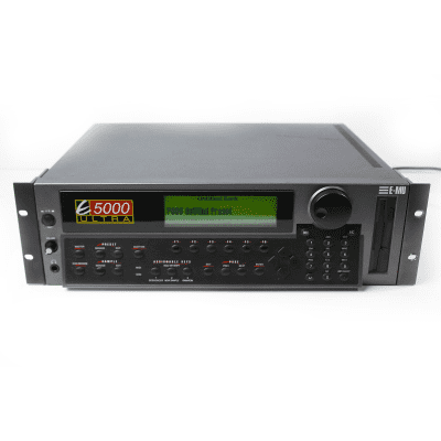 E-MU Systems e5000 Ultra Rackmount Sampler