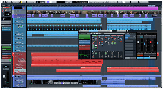 Steinberg Cubase 7 5 Update 4 Cross Platform Recording Software with USB  eLicense