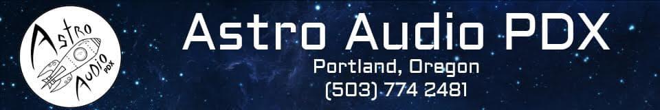 Astro Audio PDX