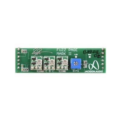 Jackson Audio FP-MKII Fuzz Page Mark II Plug-In Module 2021