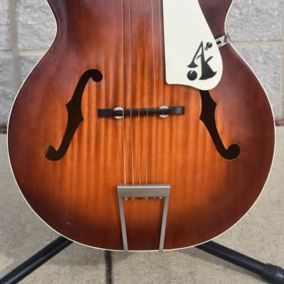 1960's Harmony Arcadia Archtop for sale