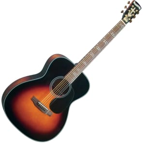 Blueridge BR-343 Contemporary Series Gospel 000 Guitar Sunburst