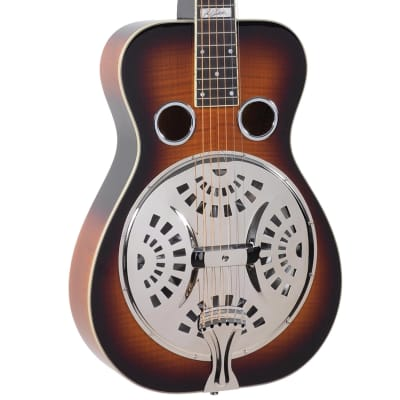 Recording King RR-75PL-SN Phil Leadbetter Signature Resonator Guitar