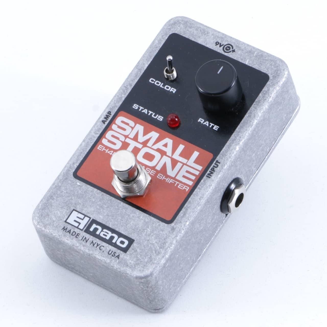 electro harmonix eh4800 nano small stone phaser guitar reverb. Black Bedroom Furniture Sets. Home Design Ideas