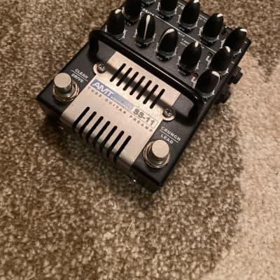 SUMMER SALE// RARE AMT Electronics SS-11B (Modern) Guitar Preamp