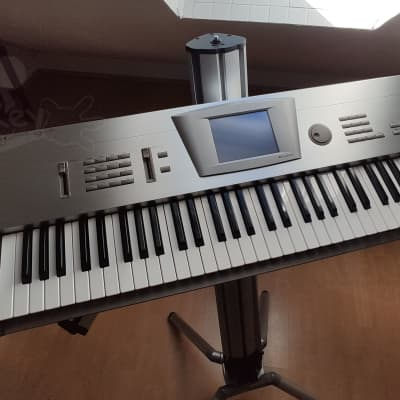 Korg Trinity Pro Music Workstation in beautiful condition