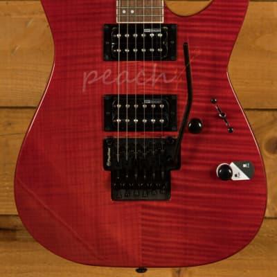 ESP LTD M-200 FM See Thru Red for sale