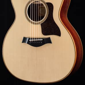 Taylor 700 Series 714ce Grand Auditorium Sunburst Acoustic-electric Guitar W/ Ca Customers First Musical Instruments & Gear