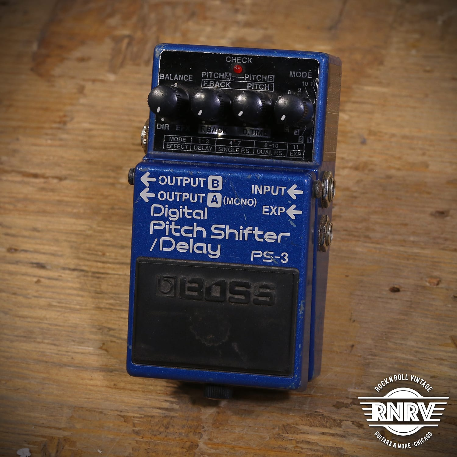 Boss PS-3 Pitch Shifter / Delay