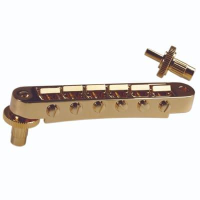 Gibson Nashville Tune-O-Matic Bridge Gold