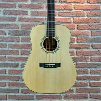 BSG Dreadnought D 27 F Rosewood - Westerngitarre mit PU for sale