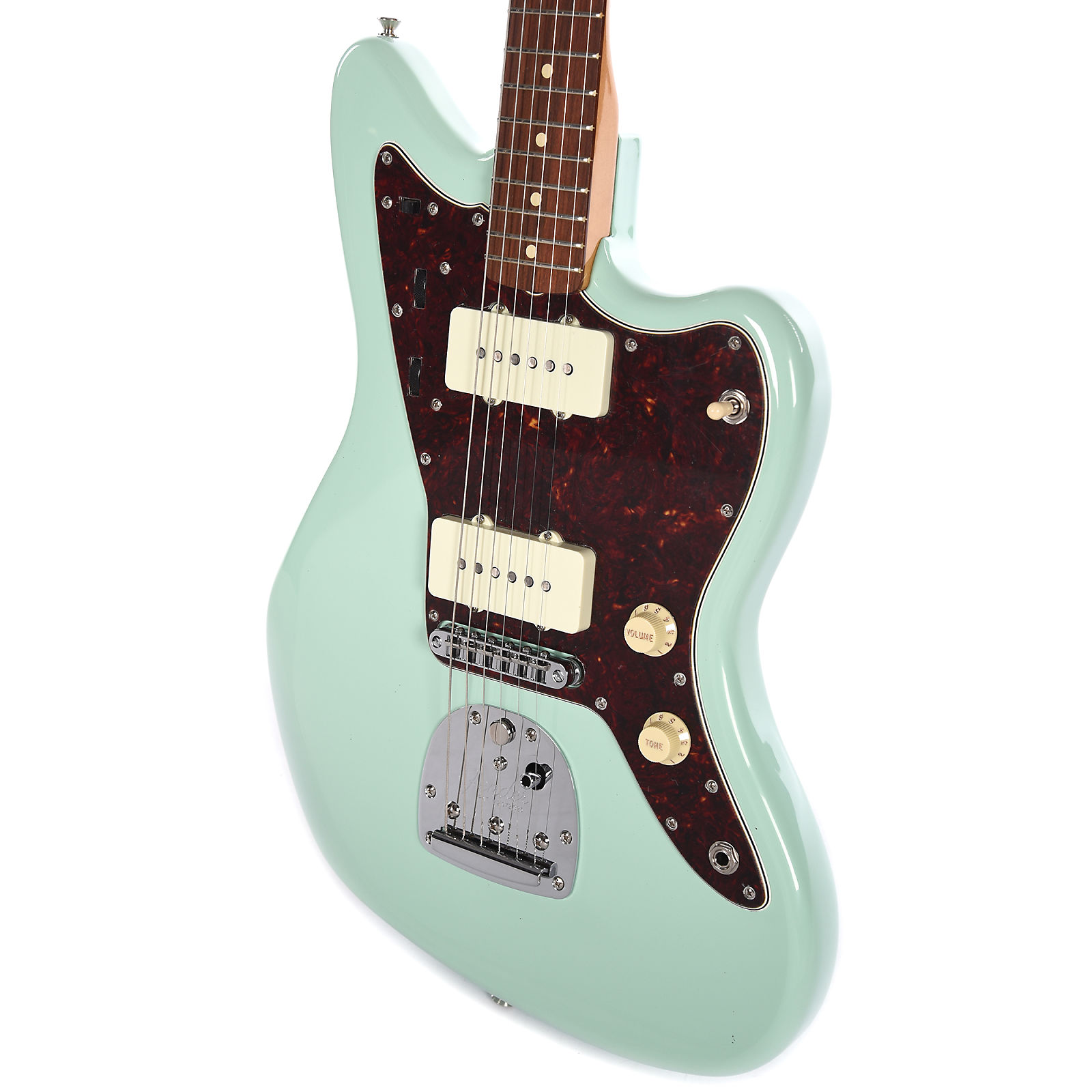 Fender Classic Player Jazzmaster Surf Green Limited Edition (CME Exclusive)
