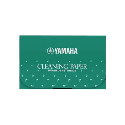 Yamaha YAC1113P Pad Cleaning Papers